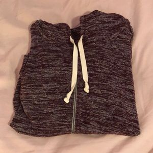 American Eagle zip up hoodie